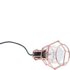 Design House Stockholm Worklamp Copper
