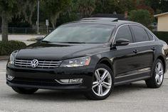2012 Volkswagen Passat TDI SEL w/Premium and Navigation | WorldTranssport Corp
