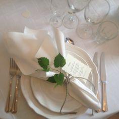 Stilrummets Blogg: Sommarbröllop