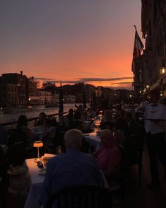 dinner at sunset. One of my favorite kinds of dinners City Aesthetic, Travel Aesthetic, Beautiful World, Beautiful Places, Places To Travel, Places To Visit, Paris 3, Images Esthétiques, I Want To Travel