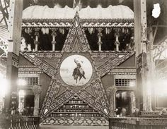 Texas Grains and Grasses exhibit at the 1904 World's Fair