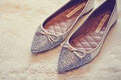 Sparkle Flats :)