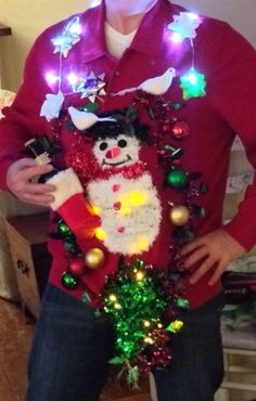 Hysterical Hillbilly Redneck 3-D Reindeer Beer Can Holder koozie ...