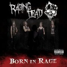 Raging Dead - Born in Rage EP (2015) review @ Murska-arviot