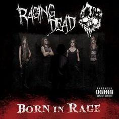 Raging Dead - Born in Rage EP (2015) review @ Murska-arviot