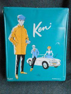 1962 Ken - Case #