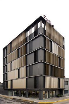 Remodelación Edificio de Oficinas Fortius México / ERREqERRE Arquitectura y… …