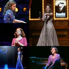 Jessie Mueller – Beautiful: The Carole King Musical as Carole King