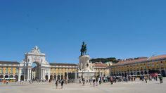 Diez planes para pasar en Lisboa el fin de semana de la Champions, Terreiro do Paco, Lisboa, Lisbon, Portugal