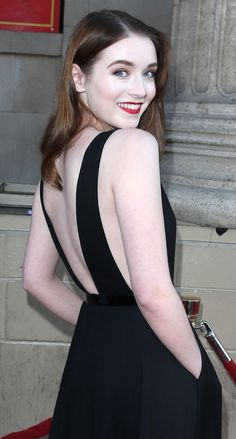 Sarah Bolger attends a screening of ABC's 'Once Upon A Time' Season 4 at the El Capitan Theatre on September 21, 2014 in Hollywood, California.