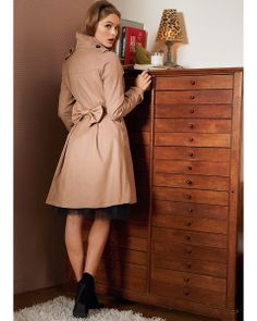 Pretty trenchcoat from laRedoute