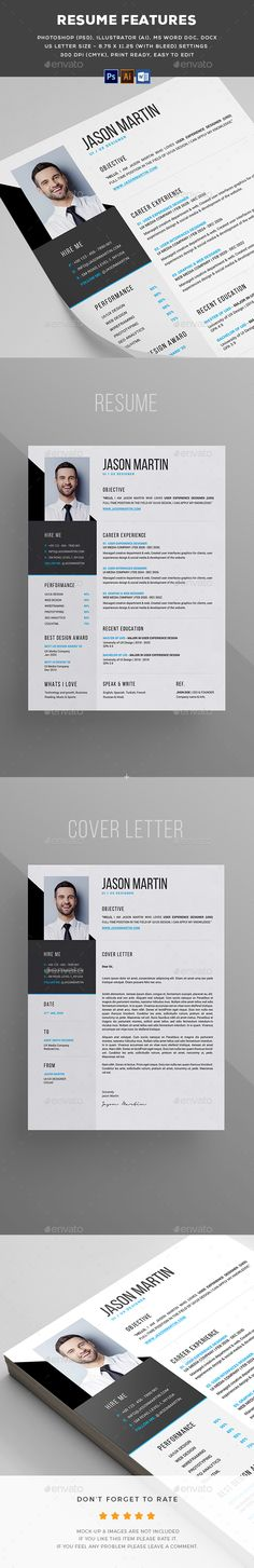 Resumes With Photos 599 Best Cvresumesportfolio Images On Pinterest  Cv Resume .