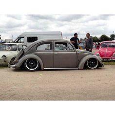 Volkswagen, Beetle Bug, Vw Beetles, Car Pictures, Car Pics, Hot Vw, Bug Car, Vw Bugs, Slammed