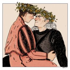 Tumblr is a place to express yourself, discover yourself, and bond over the stuff you love. It's where your interests connect you with your people. The Witcher Geralt, Witcher Art, Manhwa, Medieval Fantasy, Cute Illustration, Cute Love, Aesthetic Art, Spirit Animal, Art Inspo