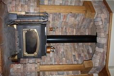 16 Best Woodstove Wall Images Stove Fireplace Wood