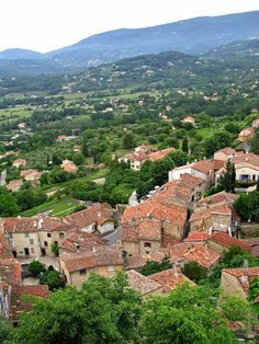 Fayence, Var, Provence. Not far from house in Callas