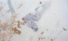 Surreal Dreamlike Oil Paintings By Henrik Aarrestad Uldalen - Creative Anchor Henrik Uldalen, Les Oeuvres, How To Fall Asleep, Painting & Drawing, Surrealism, Art Gallery, Sketches, Fine Art, Canvas