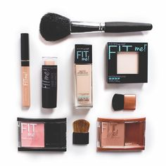 Good morning sleeping beauty. Here's all you need to put your best face forward. #MakeFitHappen