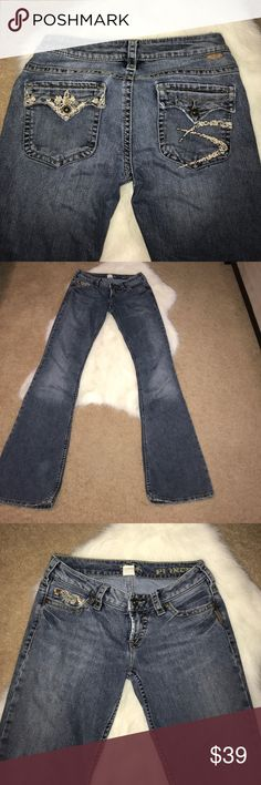 Gently used Silver Jeans Gently used Silver Jeans Silver Jeans Jeans Boot Cut