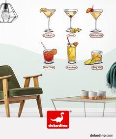 20 Wandtattoo Kuche Alkohol Wein Cocktails Likore Ideen Wandtattoo Kuche Wandtattoo Wandsticker