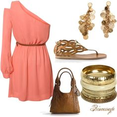 Brown Gypsy, created by princessage on Polyvore