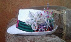 Sombreros con tembleque $40.00
