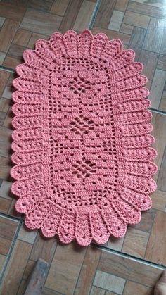 25 Ideas For Crochet Mandala Rug Pattern Crochet Mandala Pattern, Crochet Amigurumi Free Patterns, Crochet Doilies, Crochet Flowers, Crochet Carpet, Crochet Home, Mandala Rug, Crochet Flower Tutorial, Crochet Baby Beanie