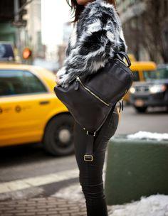 New York Fashion Week Day 4 | Faux Fur