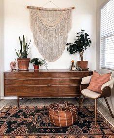 boho living room decor on a budget . boho living room decor bohemian homes . Rooms Home Decor, Diy Home Decor, Bedroom Decor, Modern Bedroom, Modern Bohemian Bedrooms, Aztec Home Decor, Bedroom Ideas, Décor Boho, Bohemian Decor