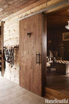A Tack Room And Stone Cottage Renovation By Designer Annie Brahler-Smith