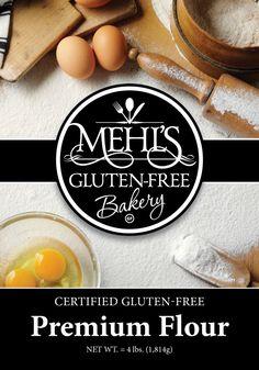 All Purpose Gluten-Free Flour - 4 Pound Bag