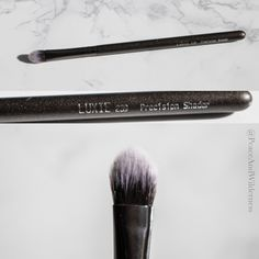 IPSY GLAM BAG ⋆DECEMBER 2017⋆ LUXIE BEAUTY  Precision Shader Onyx Brush 239 .REVIEW & SWATCHES – Peace & Wilderness