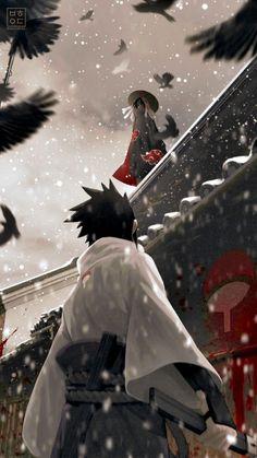Sasuke & Itachi Uchiha