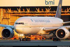 Saudi Arabian Airlines HZ-AKG aircraft 777-200ER at London - Heathrow photo
