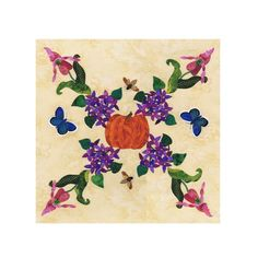 P3 Designs American Album Quilt Block 49 for New Hampshire P3-2049