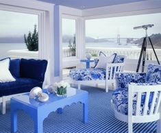 The Strong Patio Structure Designs: Fair Patio Structure Designs Blue Pastel With Wonderful Floral Patterns White Chairs And Soft Dark Blue Daybed Plus Nice Rectangle Coffee Table Also Plaid Carpeting Attractive Backyard ~ workdon.com Exterior Design Inspiration