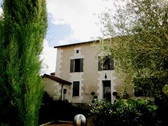 Leggett: French Property - Price: € 246100 Property in Poitou Charentes Charente Beautifully renovated house in a small Charentais village. Property Prices, Property For Sale, Long Hallway, Wooden Staircases, French Property, Bedroom With Ensuite, Stained Glass Panels, Village Houses, House Beds
