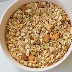 Healthy Breakfast Recipe: Muesli