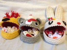 knitting animal box