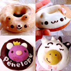 Very cute donuts.