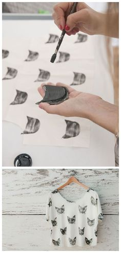 Pintando con sellos
