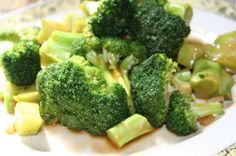 Stir-Fried Asian Style Broccoli Recipe - Genius Kitchen