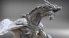 Dragon's concept on ArtStation at https://yuzuki.artstation.com/projects/qYE4a
