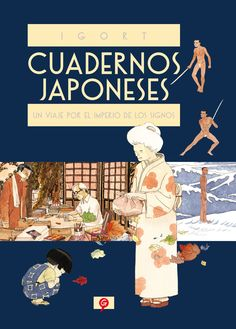 Un recull d'històries i impressions sobre el Japó que l'autor ha volgut plasmar en forma de còmic.