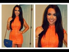 Im seriously buying these Bellami hair extensions. Another tutorial a little different from the other..