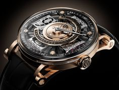 MCT Manufacture Contemporaine du Temps Sequential Two − S200