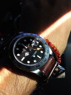 Rolex on my wrist