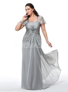 Chicmall.de suppliesab summer dramatic glamorous & milling floor length winter wedding dress Large size bridesmaid dresses