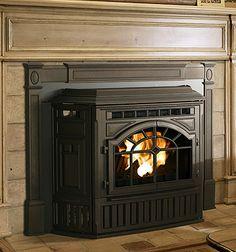 Marvelous Pellet Fireplace #3 Wood Pellet Stoves Fireplace Inserts ...