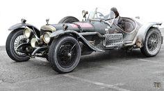 Sunbeam Supersport 1930 Kofler Planai-Classic (c) 2015 Bernhard Egger :: eu-moto images New Sports Cars, Classic Sports Cars, Sport Cars, Classic Cars, Vintage Boats, Vintage Race Car, Rusty Cars, Old Race Cars, Supersport